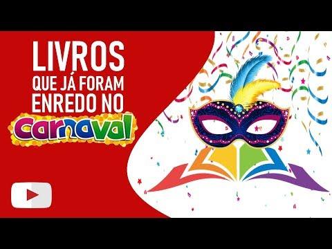 LISTA | Livros que já foram Enredo no Carnaval