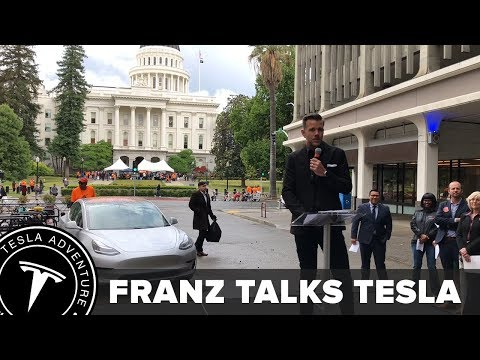 Franz talks about the future of Tesla