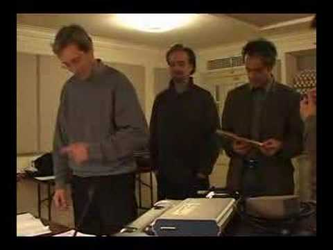 Emerson String Quartet: Mendelssohn---The Octet (PART 1)