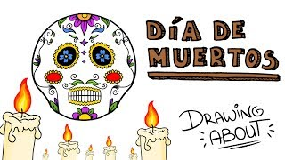 Video DAY OF THE DEAD | Draw My Life MP3, 3GP, MP4, WEBM, AVI, FLV Juni 2018