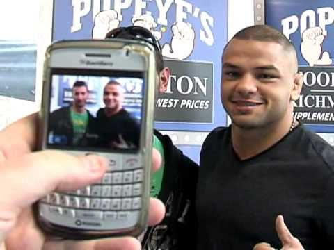 Fight News Thiago Alves Update Fighting at UFC 124