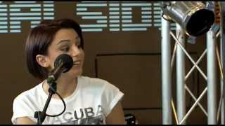Cher Lloyd interview & acoustic performance of