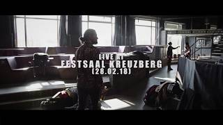 A Day with Trouble: Lose Your Ties Release Concert at Festsaal Kreuzberg