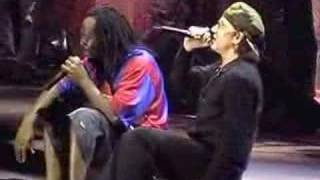 Redemption song Bono and Wyclef Jean