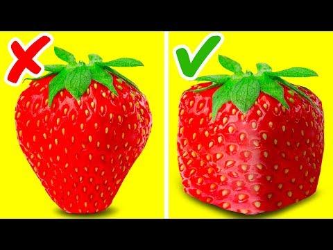 47 INCREDIBLE FRUIT TRICKS - Thời lượng: 21:25.