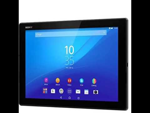 Sony Xperia Z4 Tablet SGP771 32GB 10 1 Inch Wi Fi   LTE Factory Unlocked Tablet Black