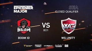 BOOM ID vs WarriorsGaming.Unity, EPICENTER Major 2019 SA Closed Quals , bo1 [kvyzee]