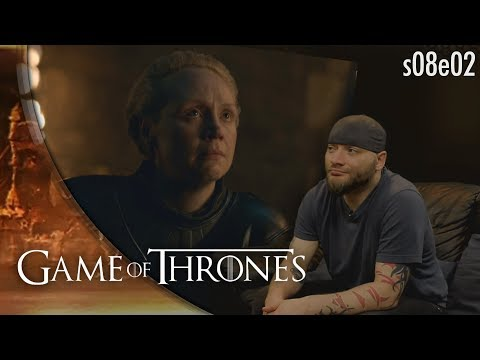 Game of Thrones: 8x2 'A Knight of the Seven Kingdoms' REACTION