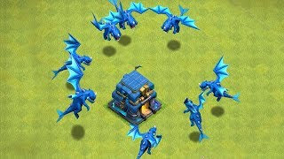 HOW TO 3 STAR WITH ELECTRIC DRAGONS Clash Of Clans ANY TOWN HALL LVL