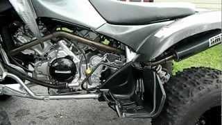 9. My 2004 Kawasaki KFX 700
