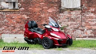 9. 2016 Can-Am Spyder RTS - Show Chrome Accessories Project