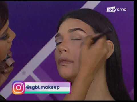 Aprenda a realizar un maquillaje Solf Glam