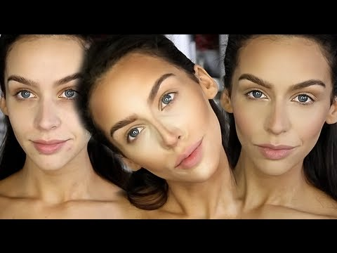 highlight - READ BELOW BEFORE COMMENTING. PART 2: THE EYES! : http://www.youtube.com/watch?v=ZIKS4rEHC8A ALL products + CHEAPER ALTERNATIVES: http://www.thebeautybybel.c...