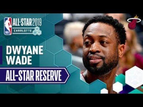 Video: Best Of Dwyane Wade 2019 All-Star Reserve | 2018-19 NBA Season