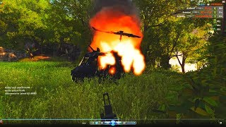 Shot down 2 huey helicopters filled with American troops as Vietnamese RPG Guerilla, in the recently released game Rising Storm 2 Vietnam.Tags: kenzugaming, games, game, video games, pc games