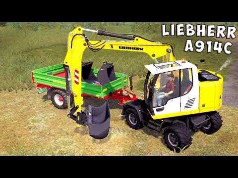 LIEBHERR A914C SDM v1.0