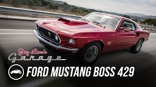 1969 Ford Mustang Boss 429 - Jay Leno's Garage by Jay Leno's Garage