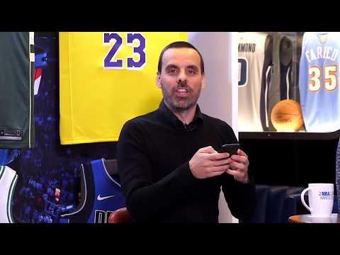 Frases celebres - NBA Basket Lover  Ep 31  ¡Vosotros sois los protagonistas!