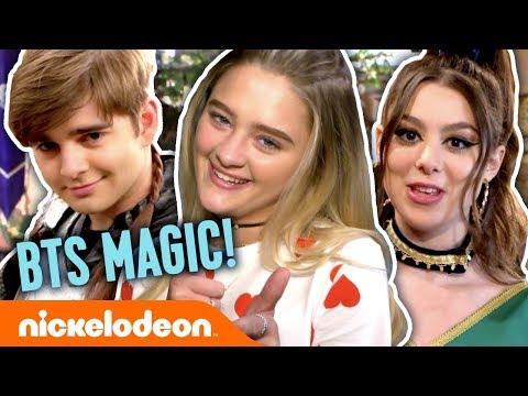 Lizzy Greene, Kira Kosarin, Jack Griffo & More BTS Magic! | #NickStarsIRL
