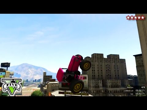 5 - GTA 5 Funny Moments Online - Pink TRACTOR Launch Glitch GTA Online - GTA Pink TRACTOR Funny Moments This GTA 5 Funny Moments Video was created from my LiveStreams! Watch the livestreams Live...
