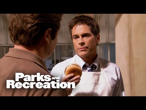 The Best Burger - Parks and Recreation