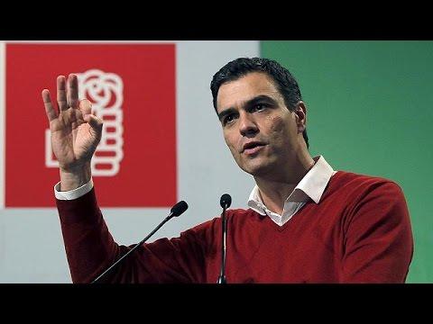 Ποιος είναι ο ωραίος της ισπανικής πολιτικής ζωής, Πέδρο Σάντσεθ