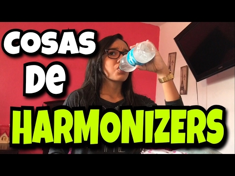 SOLO LOS HARMONIZERS ENTENDERÁN ESTE VIDEO | Alondra Michelle