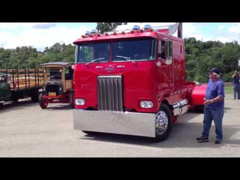 8v92 - New Stanton Mack Truck Show 7/13/13 New Stanton, Pa.