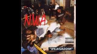 NWA - Fidum, Fuckum & Flee (Track 12)