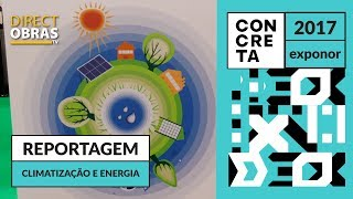 Reportagem Climatização e Energia - Concreta 2017