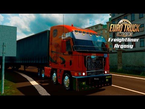 Freightliner Argosy Deluxe 1.22.x