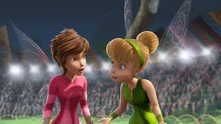 Nonton Tinker Bell The Pixie Hollow Games 2011 Animation Movies For Kids Film Subtitle Indonesia Streaming Movie Download