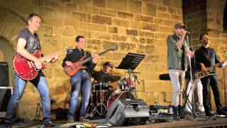 Graus Spain  City new picture : The Dazz Deva Soul Band - Benasque - Graus verano 2015