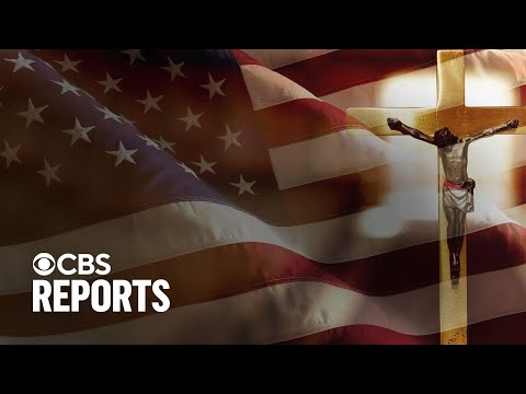 CBSN Originals | The Right's Fight to Make America a Christian Nation