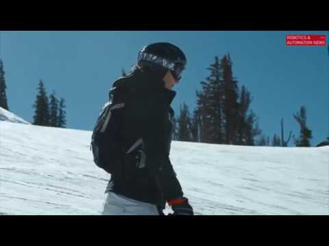Exoskeleton for skiing
