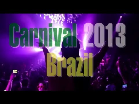 Sinclar - BOB SINCLAR - BRAZIL TOUR 2013 - RIO CARNIVAL.