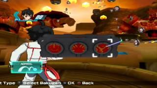 *Please Read The Video Description*[Brave Battlers Tournament]Bakugan Battle Brawlers Gameplay Recorded By Darktraitorsonic_________________________Console[PS2] / Xbox 360/ PS3/ Wii_________________________