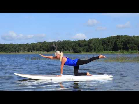 Yoga Episode 6 - Water (Stand Up Paddle Board)