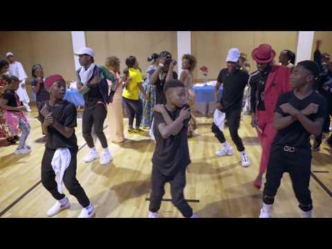Innoss'B Ft Diamond Platnumz   Yope Remix Happy year 2020 NASHVILLE TN