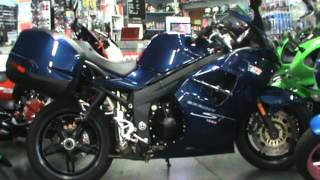 5. 2009 Triumph Sprint St 1050 ABS $7999 at Road Track & Trail