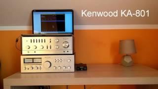 Download Lagu Sound comparison Kenwood KA-801 vs. KA-8006 Mp3
