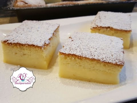 Magischer Kuchen  / Sihirli Pasta