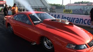 OUTLAW DRAG RADIAL RACING - PSCA St. Louis