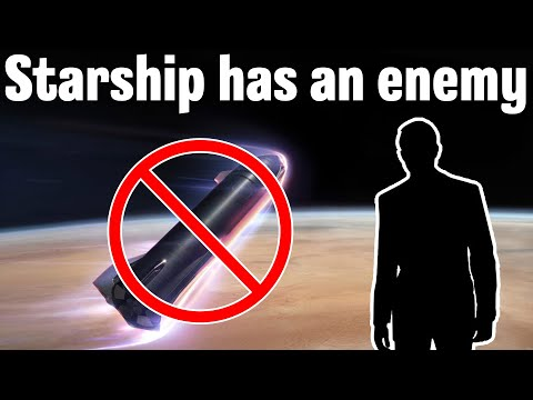 The SpaceX Starship has an adversary (with growing support), and it's time to challenge his claims!