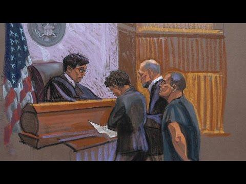 Ν.Υόρκη: Αρνείται την ενοχή του ο «Ελ Τσάπο» στις κατηγορίες που του απαγγέλθηκαν