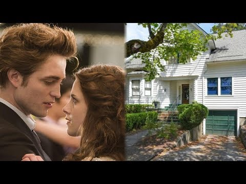 Bella Swan's House From 'Twilight' Is Up FOR SALE