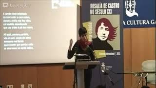Lorena Souto. Recital Cantares para Rosalía