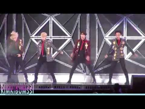 140815 SM TOWN LIVE WORLD TOUR IV IN SEOUL 'Everybody' – SHINee