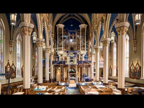 Grand Entrance: The Arrival of the Murdy Family Organ