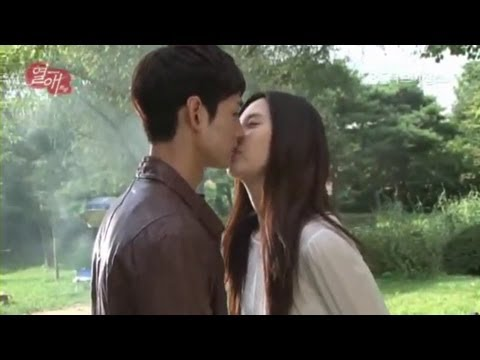 Seohyun SNSD kiss scene Passionate love Full HD 130907 SBS 주말극장 열애 예고 서현 출연